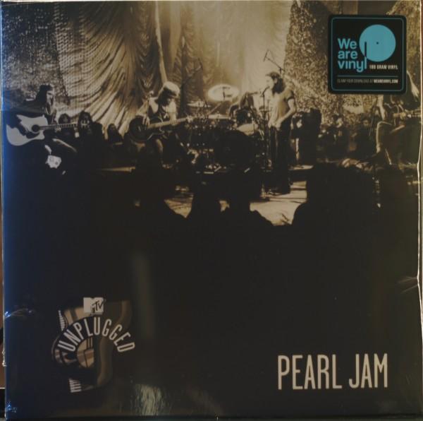 Pearl - Jam MTV Unplugged 1992 Vinyl