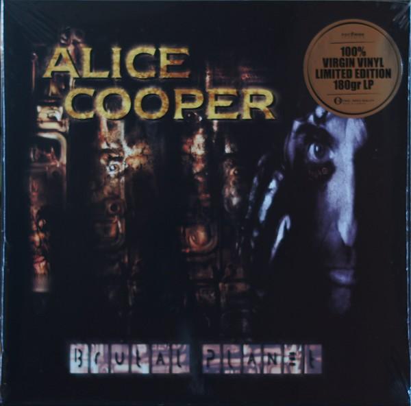 Alice Cooper - Brutal Planet (Limited Edition) (Vinyl)