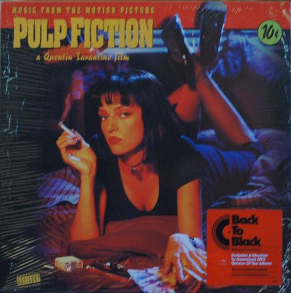 Various - Pulp Fiction (Vinyl)