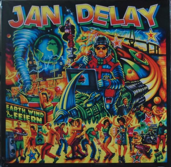 Jan Delay - Earth, Wind & Feiern (Vinyl)
