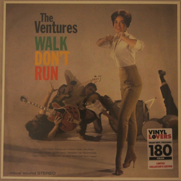 The Ventures - Walk don't run Vinyl