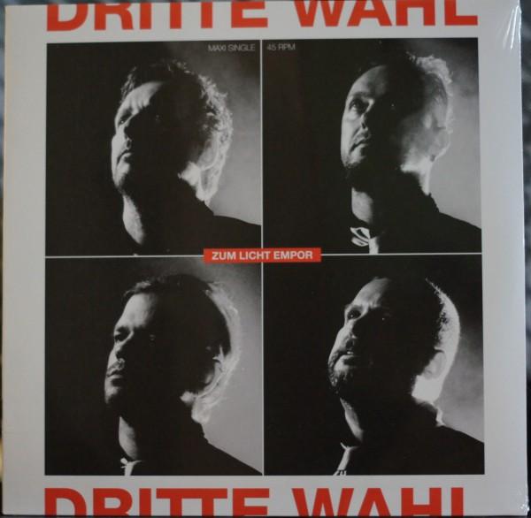 Dritte Wahl - Zum Licht Empor Maxi Single Vinyl