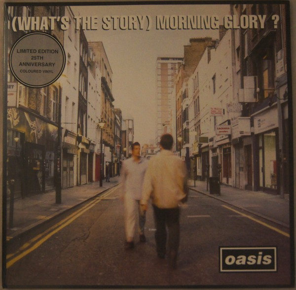 Oasis - (What's The Story) Morning Glory ? Limited Edition Coloured Vinyl