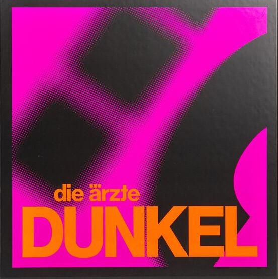 Die Ärzte - Dunkel Ltd. (Vinyl)