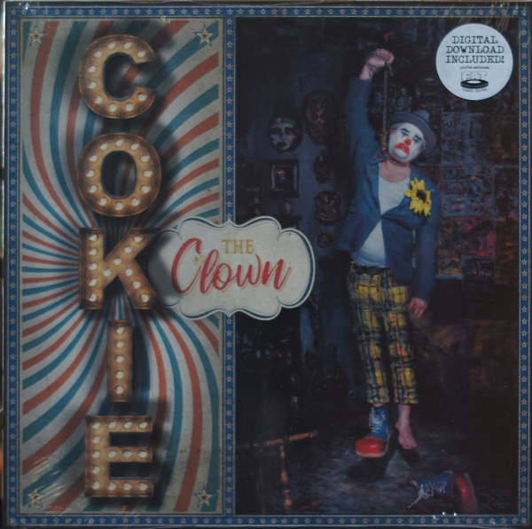 Cokie The Clown - You´re welcome (Vinyl)