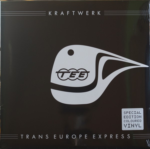 Kraftwerk - Trans Europe Express Special Edition Coloured (Vinyl)