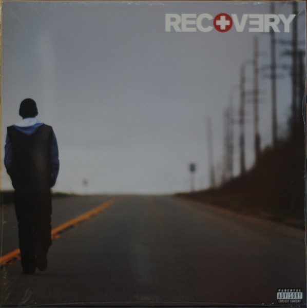 Eminem - Recovery (Vinyl)