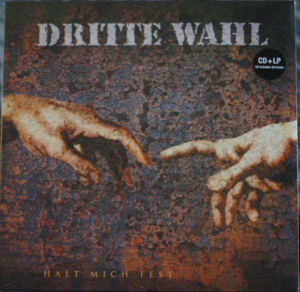 Dritte Wahl - Halt mich fest Vinyl inklusive CD