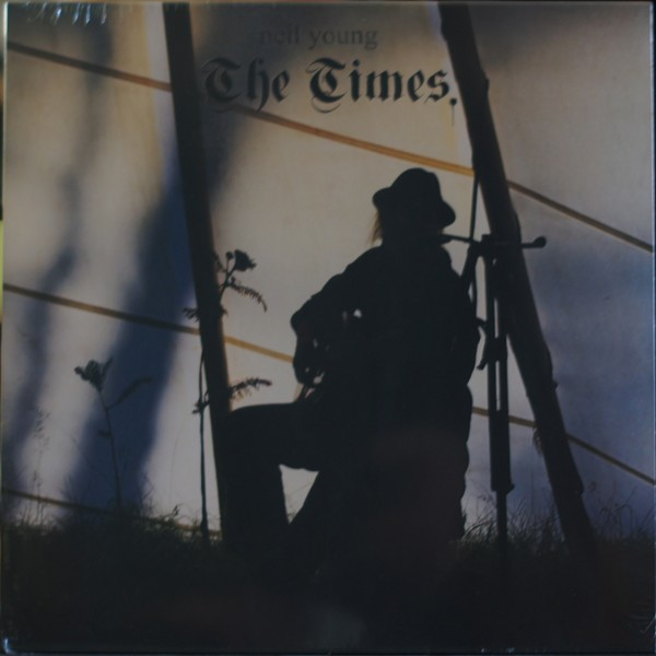 Neil Young - The Times Vinyl