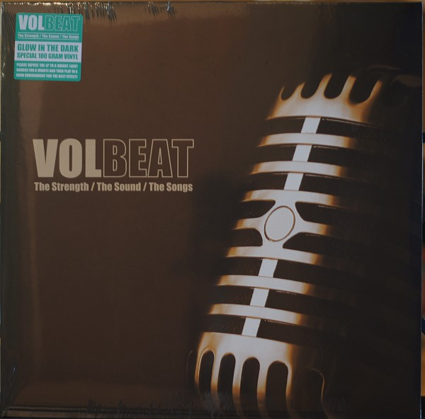 Volbeat - The Strength / The Sound / The Songs Limited Glow Edition Vinyl