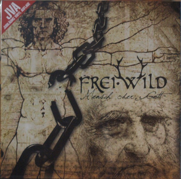 Frei.Wild - Mensch oder Gott (JVA) (Vinyl)