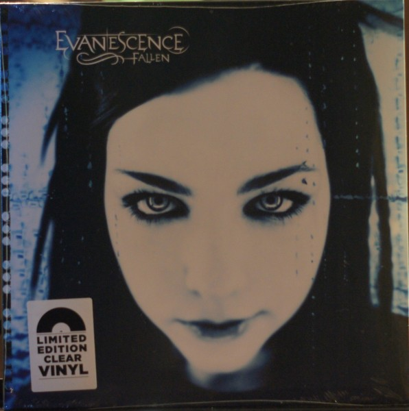 Evanescence - Fallen Ltd Clear Vinyl