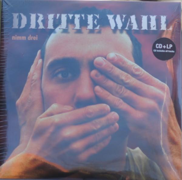 Dritte Wahl - Nimm 3 10´´Vinyl inklusive CD