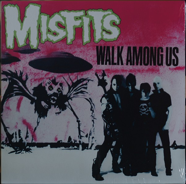 Misfits - Walk among us (Vinyl)