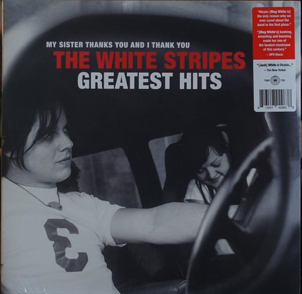 The White Stripes - Greatest Hits (Vinyl)