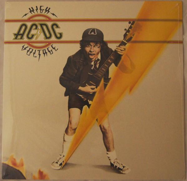 """AC/DC - High Voltage Vinyl 12"""""""