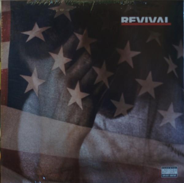 Eminem - Rivival (Vinyl)