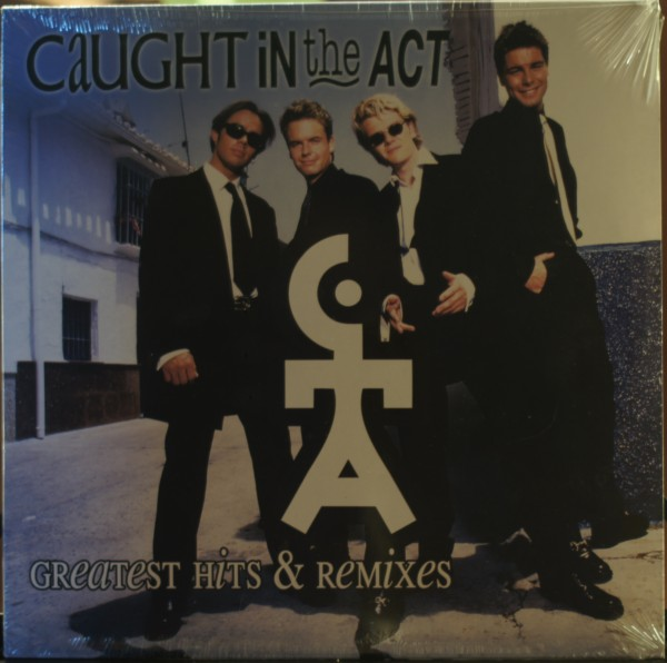 Caught in the Act - Greatest Hits & Remixes Vinyl