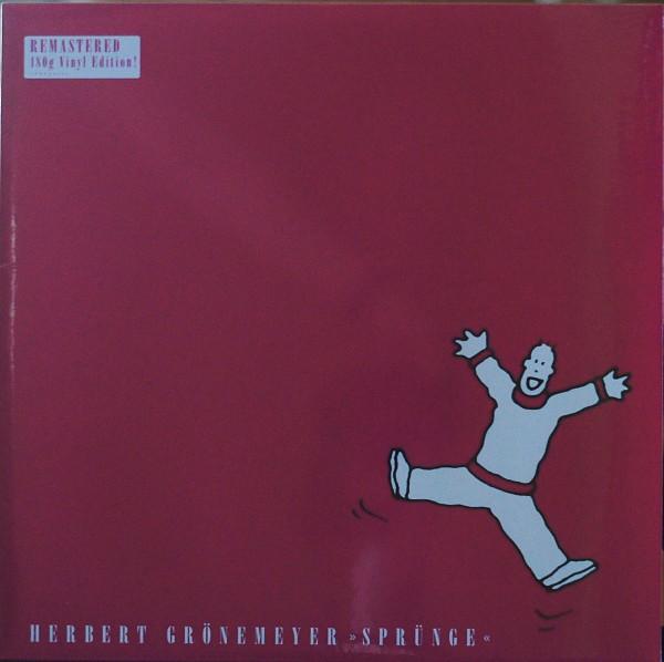 Herbert Grönemeyer - Sprünge (Vinyl)