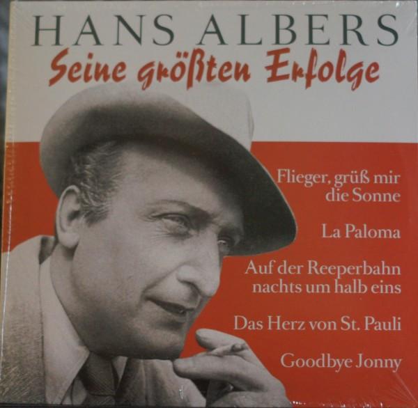 Hans Albers - Seine größten Erfolge Vinyl