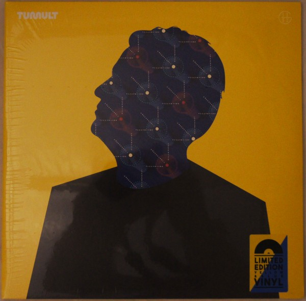 Herbert Grönemeyer - Tumult Limited Edition Yellow & Blue Vinyl