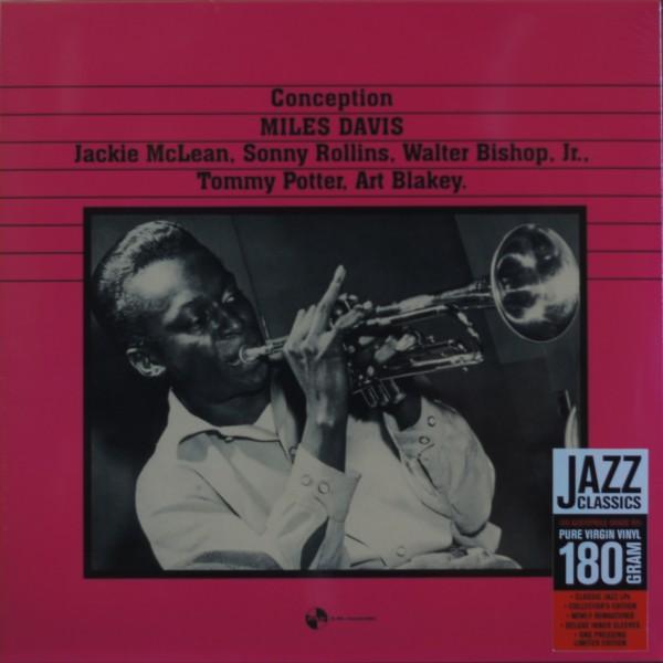 Miles Davis - Conception Vinyl