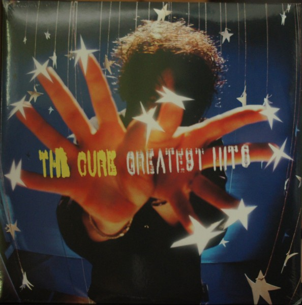 The Cure - Greatest Hits Vinyl