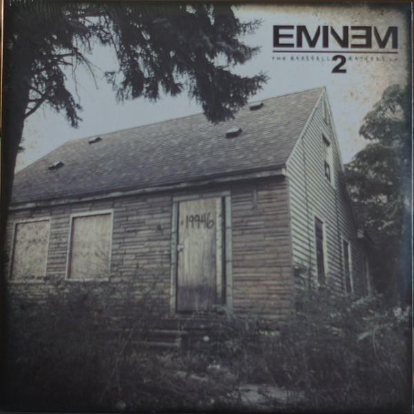 Eminem - The Marshall Mathers LP 2 (Vinyl)